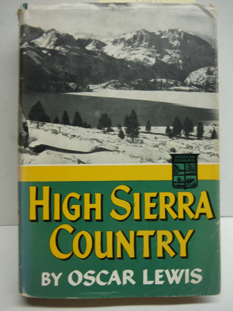 High Sierra Country