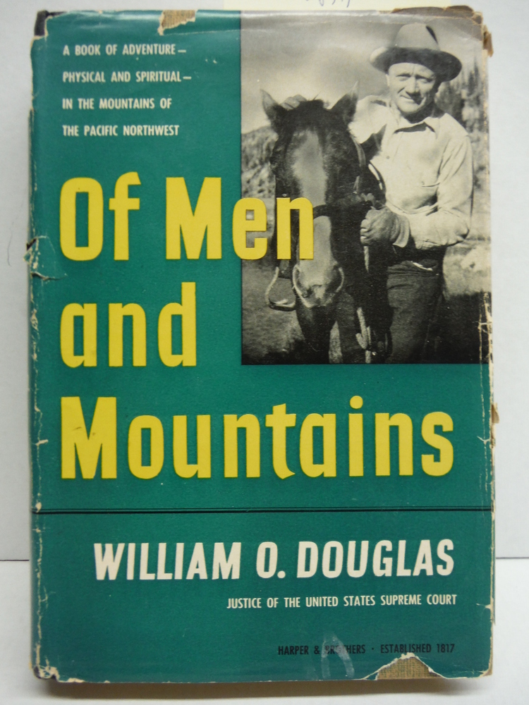 Of Men and Mountains (First Edition)