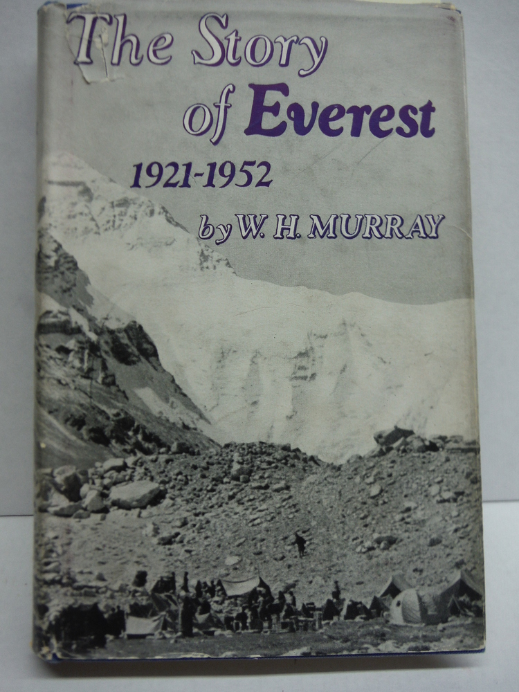 Image 0 of The Story of Everest 1921-1952 (First Edition)