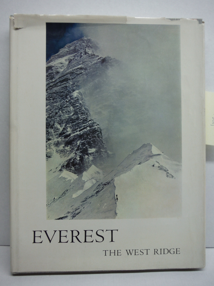 Image 0 of Everest The West Ridge