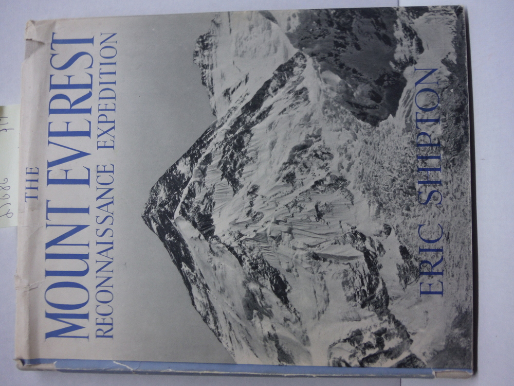 The Mount Everest: Reconnaissance Expedition