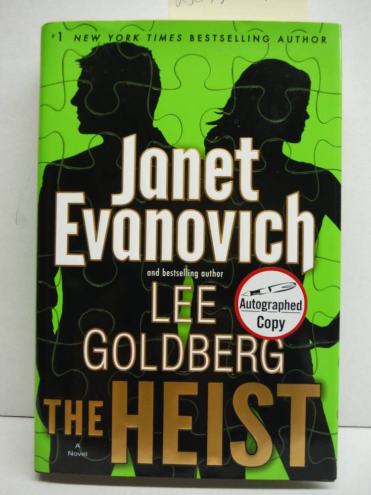 Image 0 of The Heist: A Novel (Fox and O'Hare)