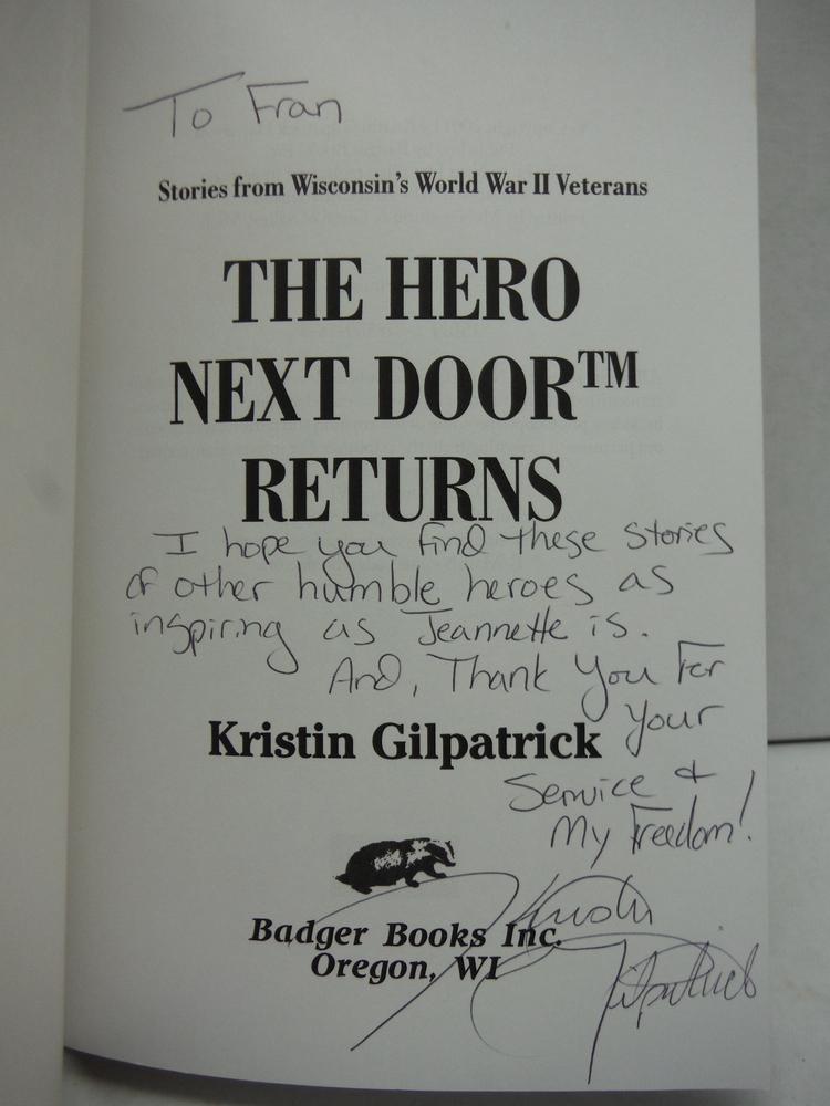 Image 1 of The Hero Next Door Returns