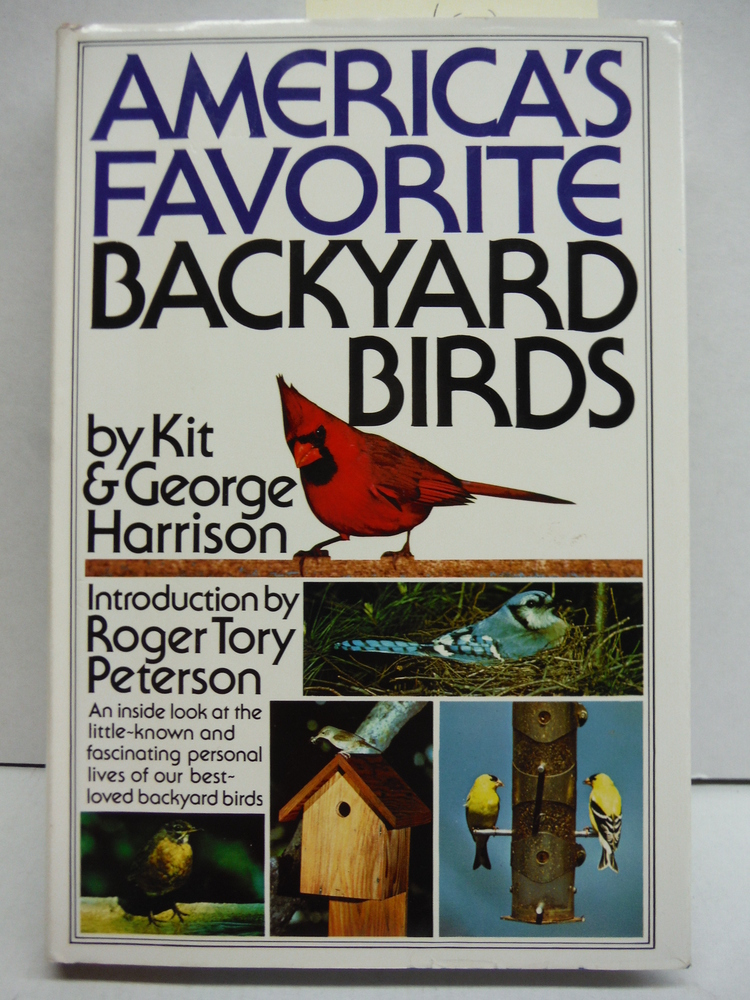 America's favorite backyard birds