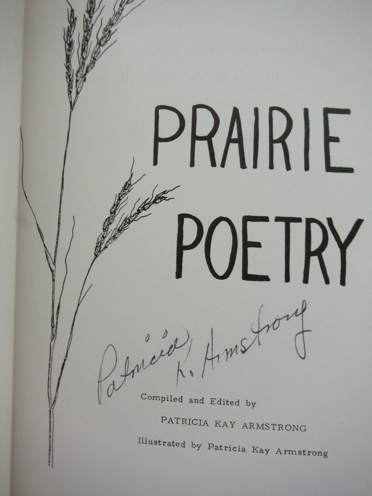 Image 1 of Prairie Poetry