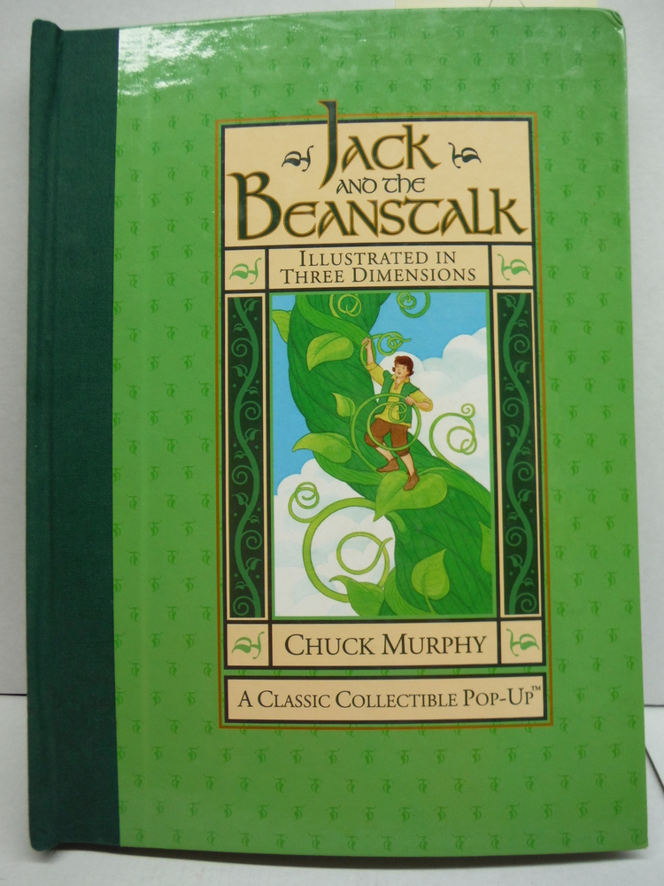 Image 0 of Jack and the Beanstalk: Illustrated in Three Dimensions: A Classic Collectible P