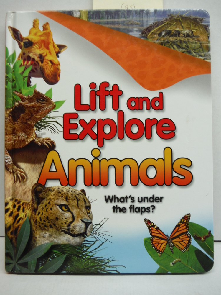 Lift and Explore Amazing Animals