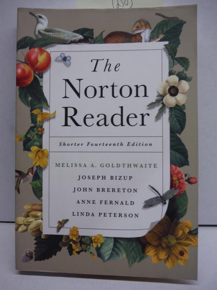 Image 0 of The Norton Reader (Shorter Fourteenth Edition)