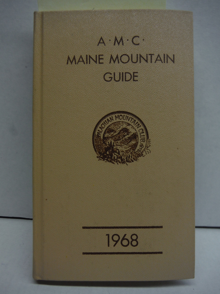 Image 0 of The A.M.C. Maine Mountain Guide