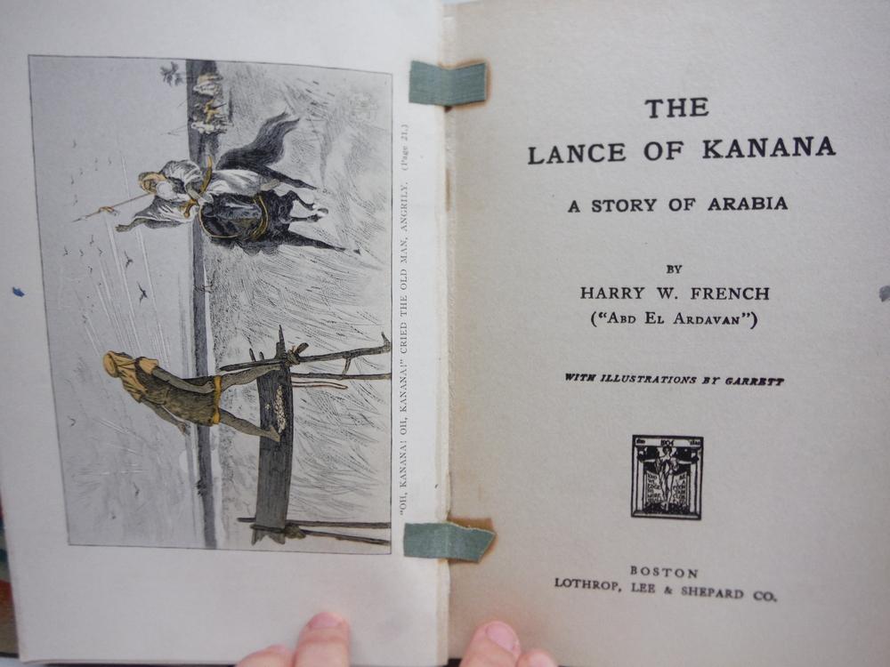 Image 1 of The Lance of Kanana