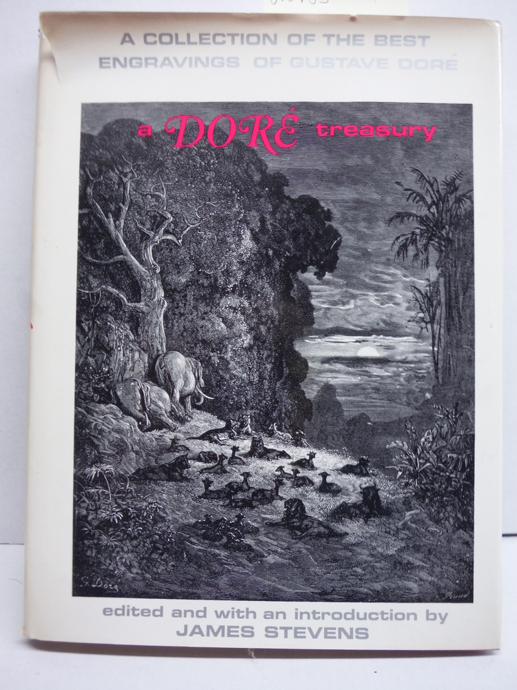 Image 0 of A Dore treasury: a collection of the best engravings of Gustave Dore,