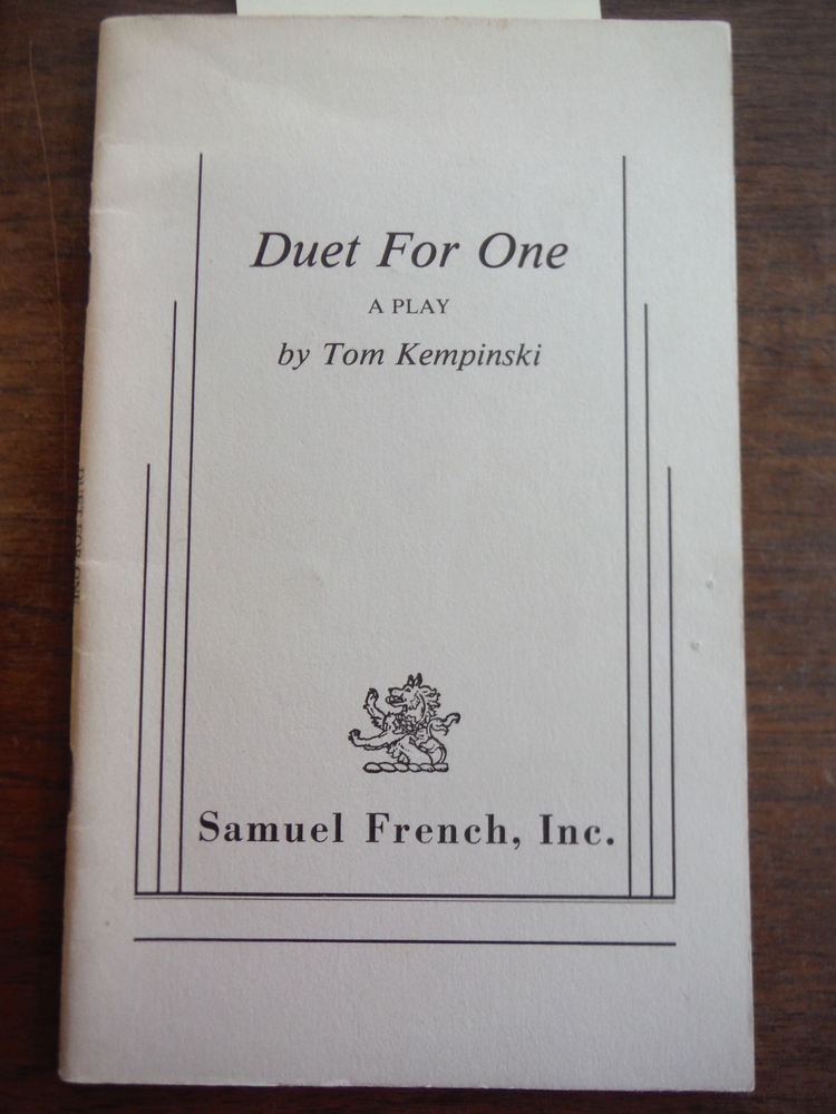 Duet for One