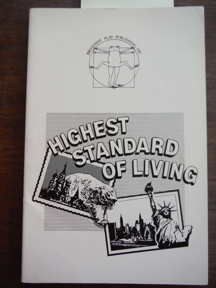 Image 0 of Highest Standard of Living