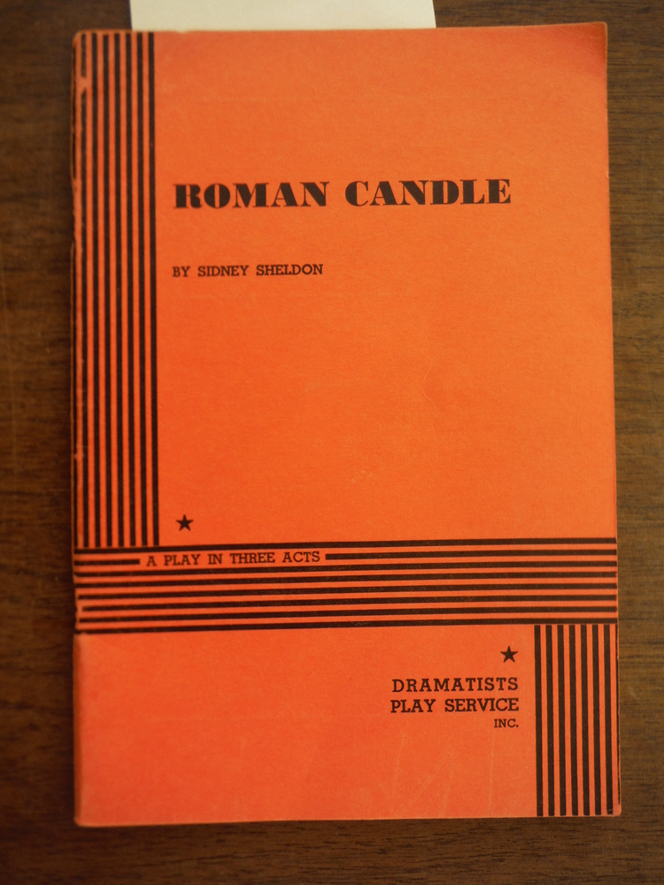 Roman Candle - Acting Edition