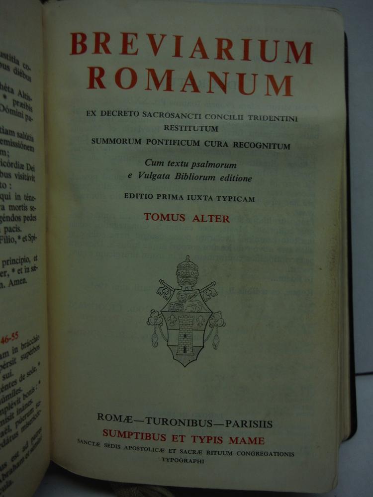 Image 1 of Breviarium Romanum