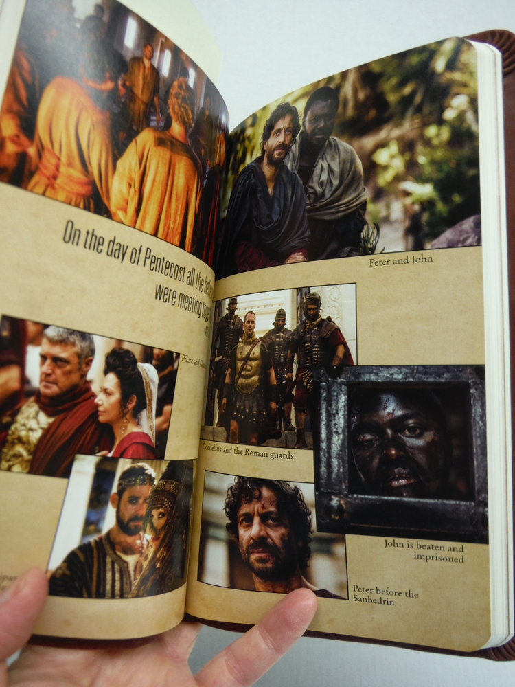 Image 2 of A.D. The Bible Continues: The Book of Acts: The Incredible Story of the First Fo