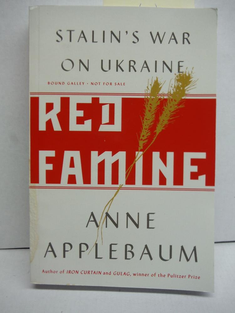 Image 0 of Red Famine: Stalin's War on Ukraine