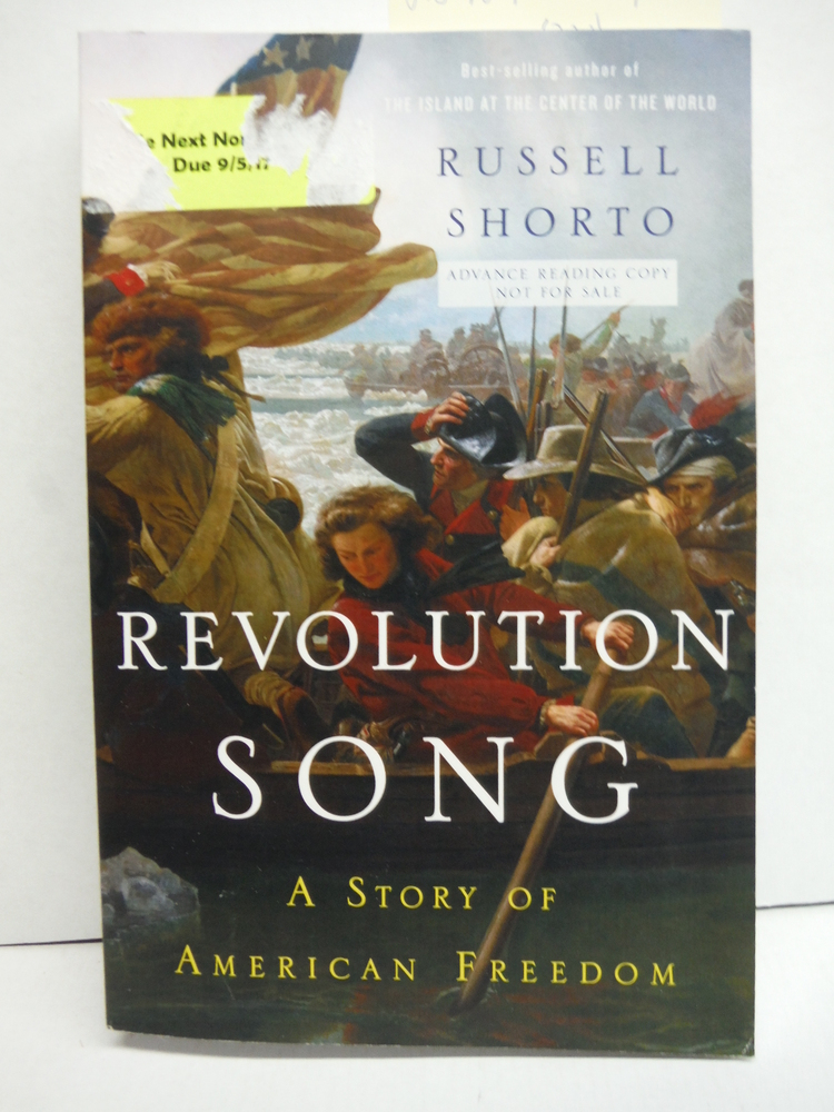 Image 0 of Revolution Song: A Story of American Freedom