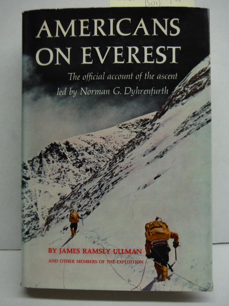 Image 0 of Americans on Everest the Official Account