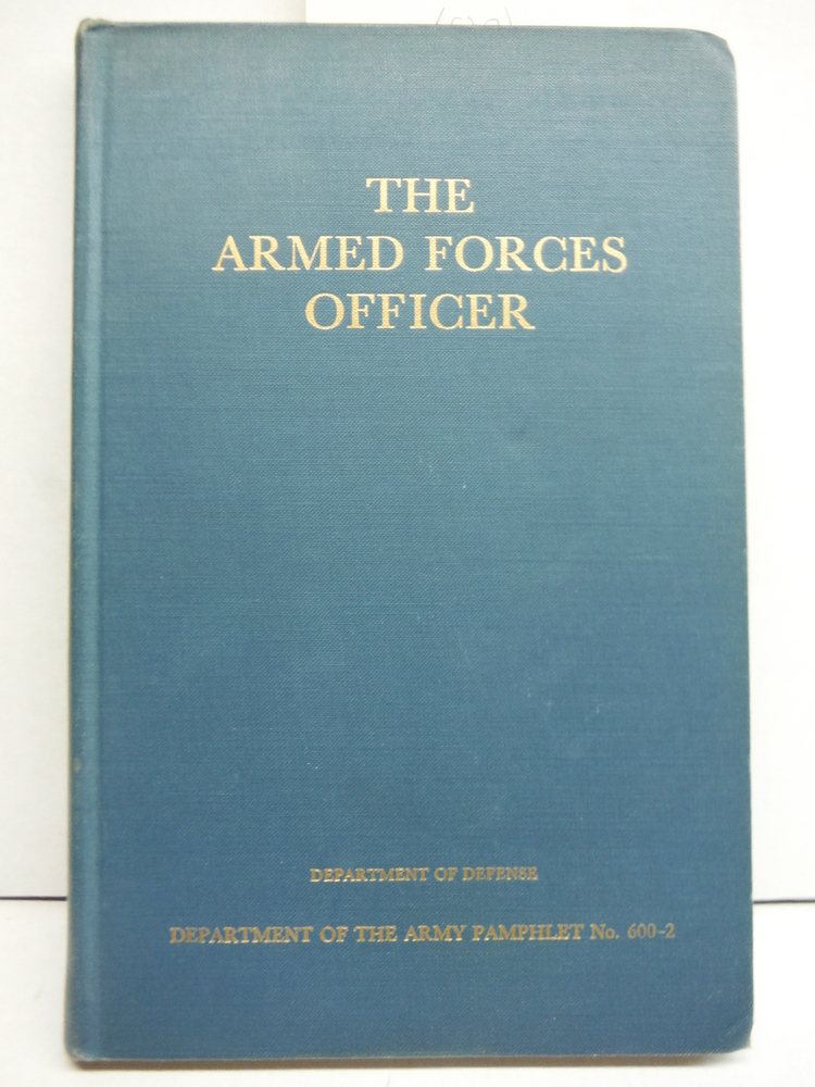 Image 0 of The Armed Forces Officer