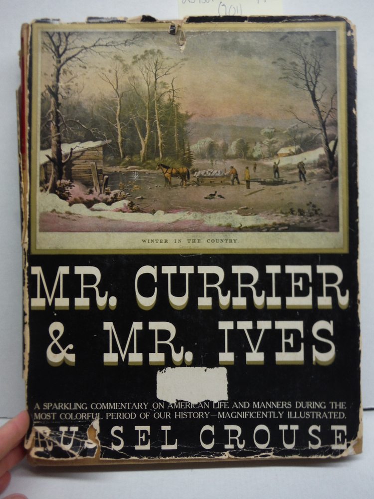 Image 0 of Mr Currier & Mr. Ives Their Life & Times