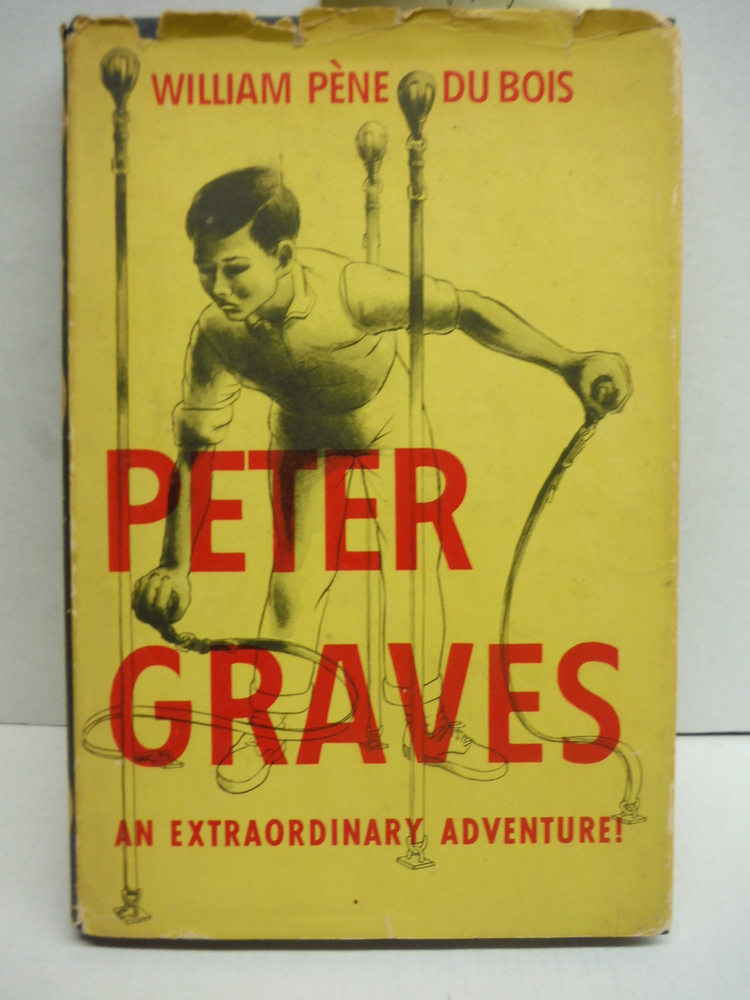 Image 0 of Peter Graves An Extraordinary Adventure