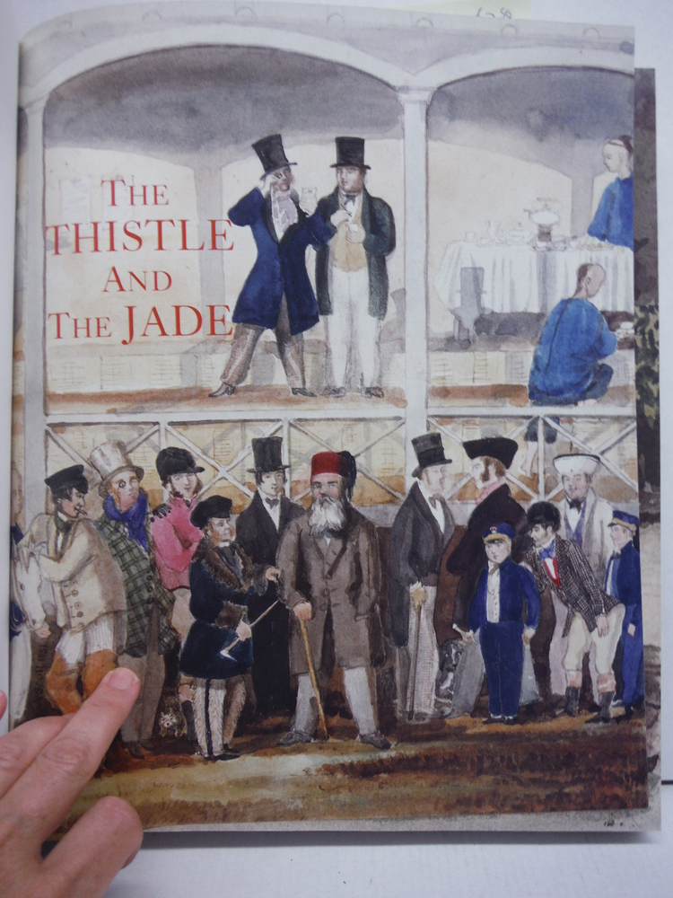 Image 1 of The Thistle and The Jade: A Celebration of 175 Years of Jardine, Matheson & Co.