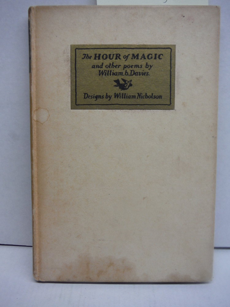 Image 0 of The Hour of Magic and other Poems