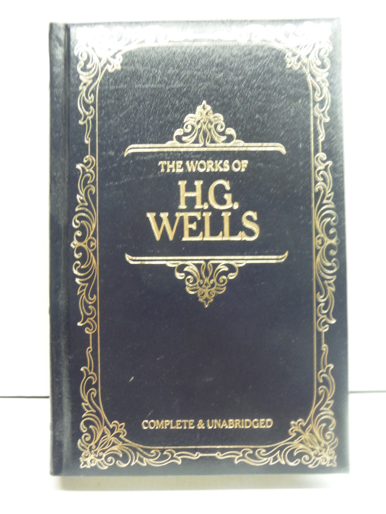 Image 0 of The Works of H. G. Wells : Complete & Unabridged