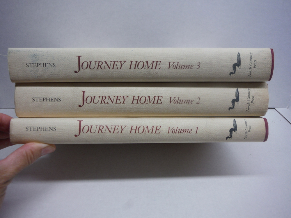 Image 0 of THE JOURNEY HOME: The Literature of Wisconsin Through Four Centuries (3 Volumes)