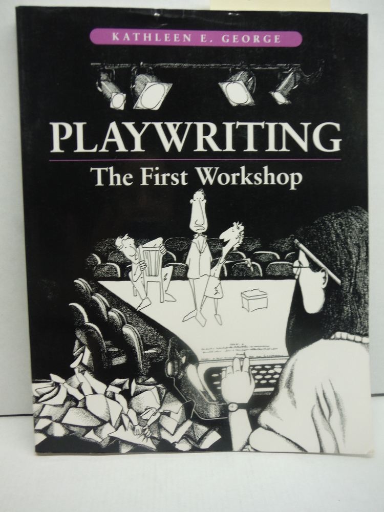 Image 0 of Playwriting: The First Workshop