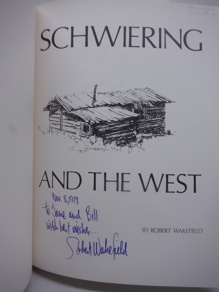 Image 1 of Schwiering and the West