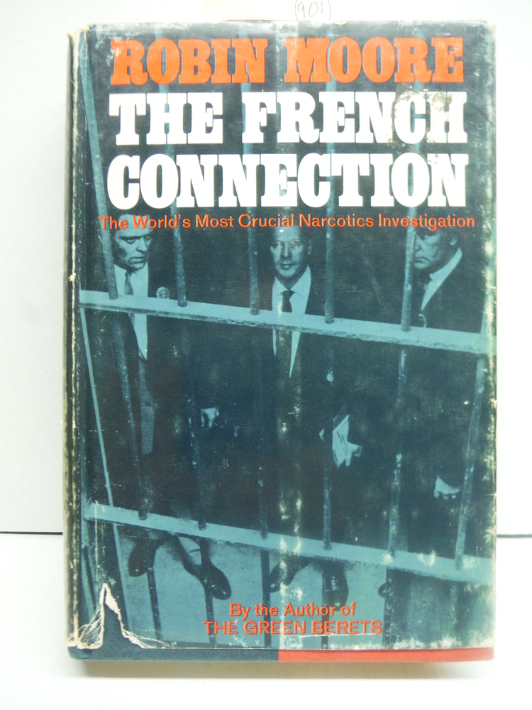Image 0 of French Connection, The: The World's Most Crucial Narcotics Investigation