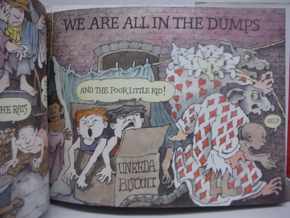 Image 1 of We Are All in the Dumps with Jack and Guy: Two Nursery Rhymes