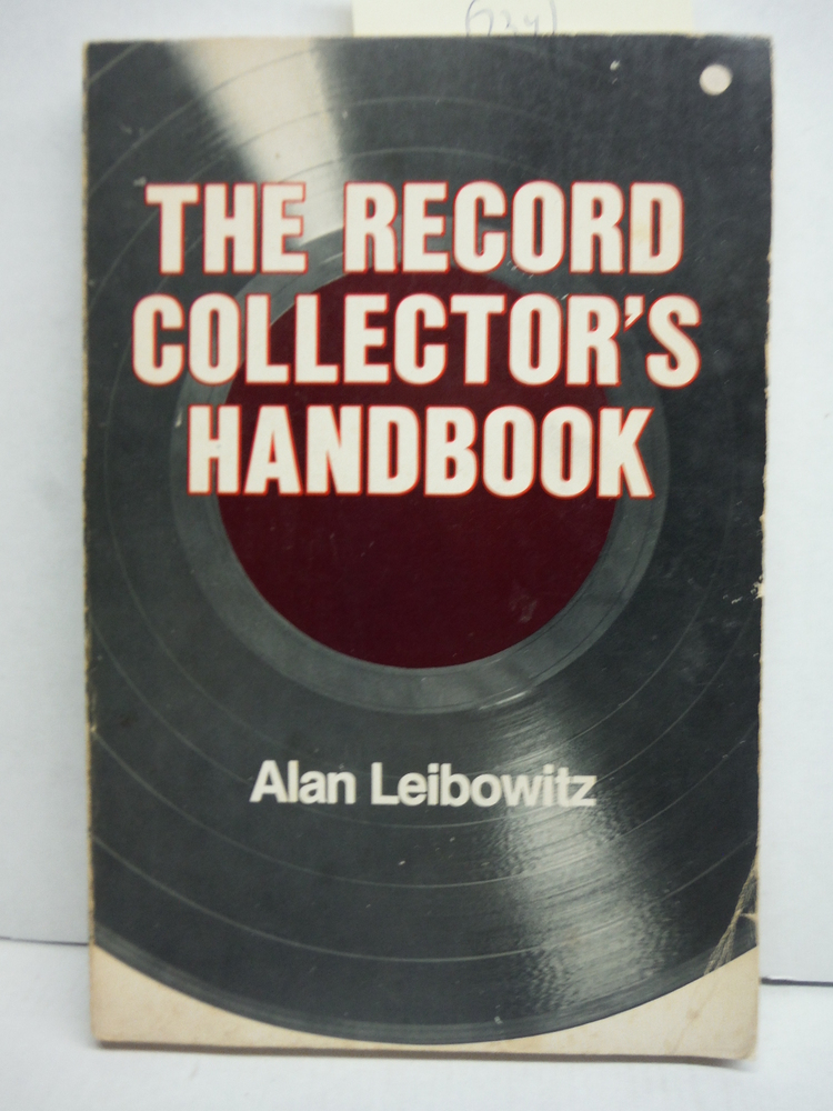 Image 0 of The record collector's handbook
