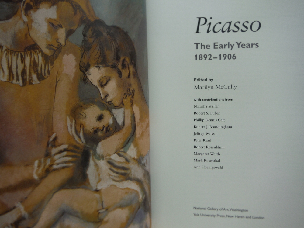 Image 1 of Picasso: The Early Years, 1892-1906