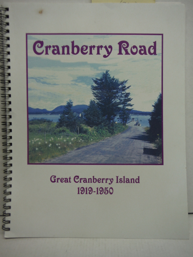 Cranberry Road Great Cranberry Island 1901-1950