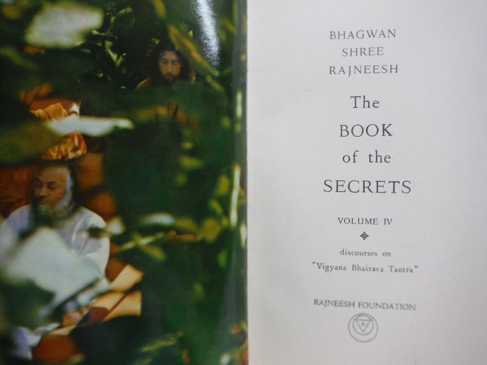Image 1 of Book of the Secrets Volume 4 1ST Edition