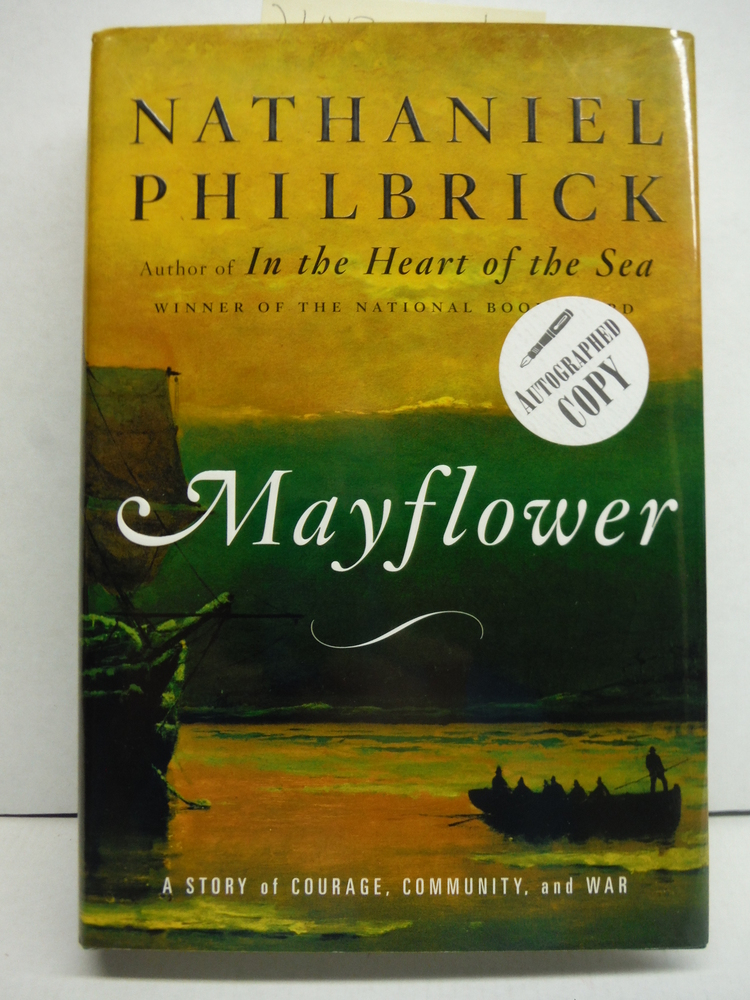 Image 0 of Mayflower: A Story of Courage, Community, and War