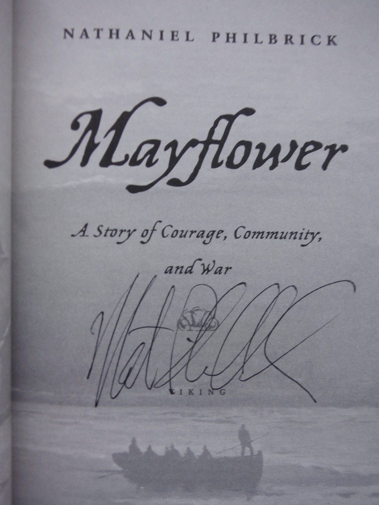 Image 1 of Mayflower: A Story of Courage, Community, and War