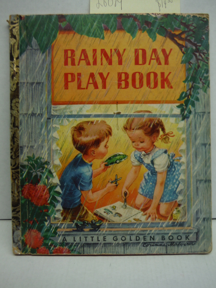Image 0 of The Rainy Day Play Book, (The Little golden library)