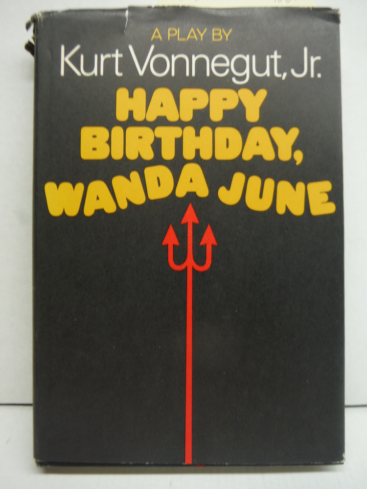 Happy Birthday Wanda June Book Club Edition