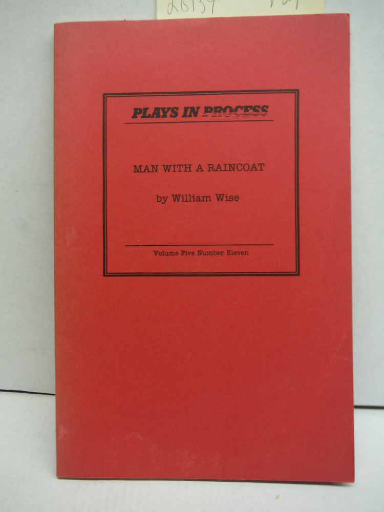 Image 0 of Man with A Raincoat (1979 Paperback Play)