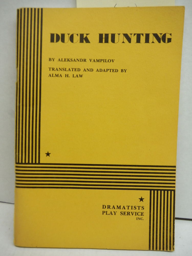 Duck Hunting - Acting Edition