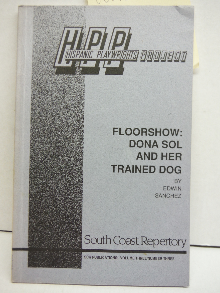 Floorshow: Dona Sol and her Trained Dog