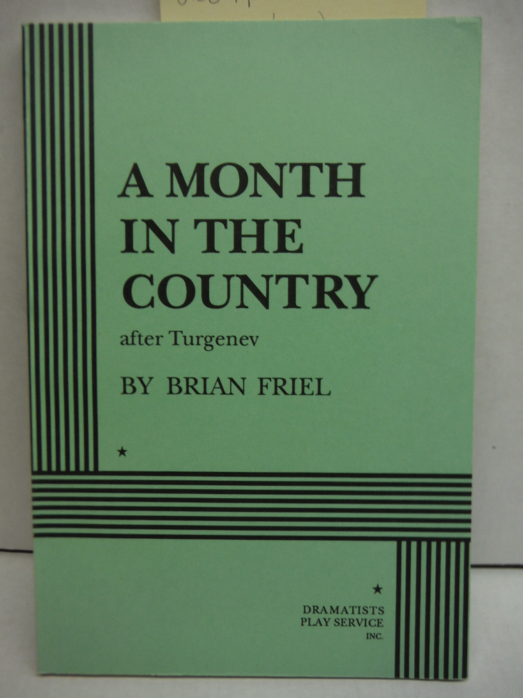 Image 0 of A Month in the Country after Turgenev