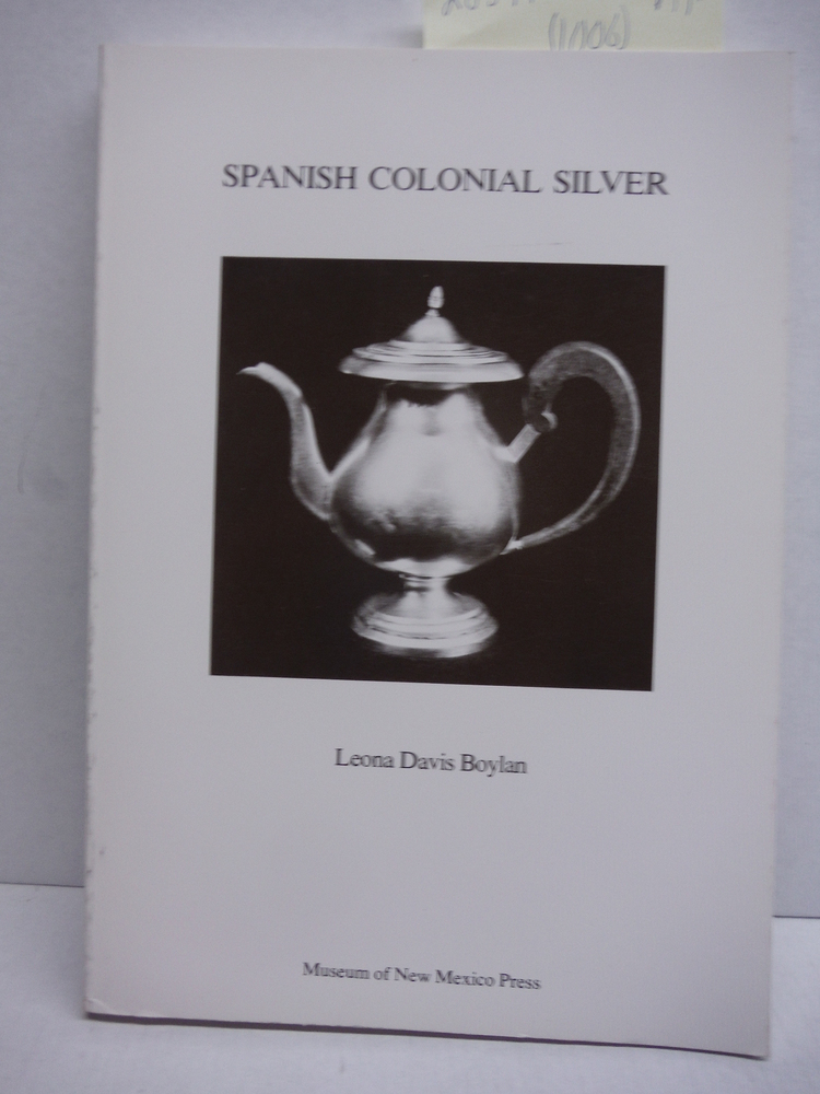 Image 0 of Spanish Colonial Silver