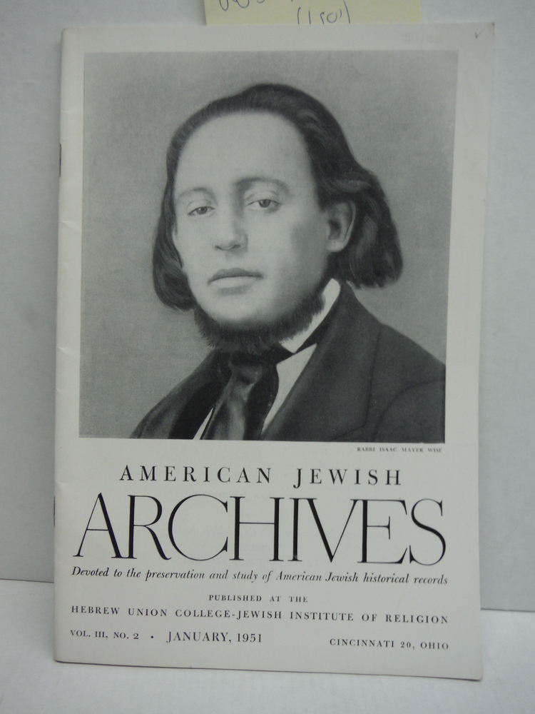 American Jewish Archives
