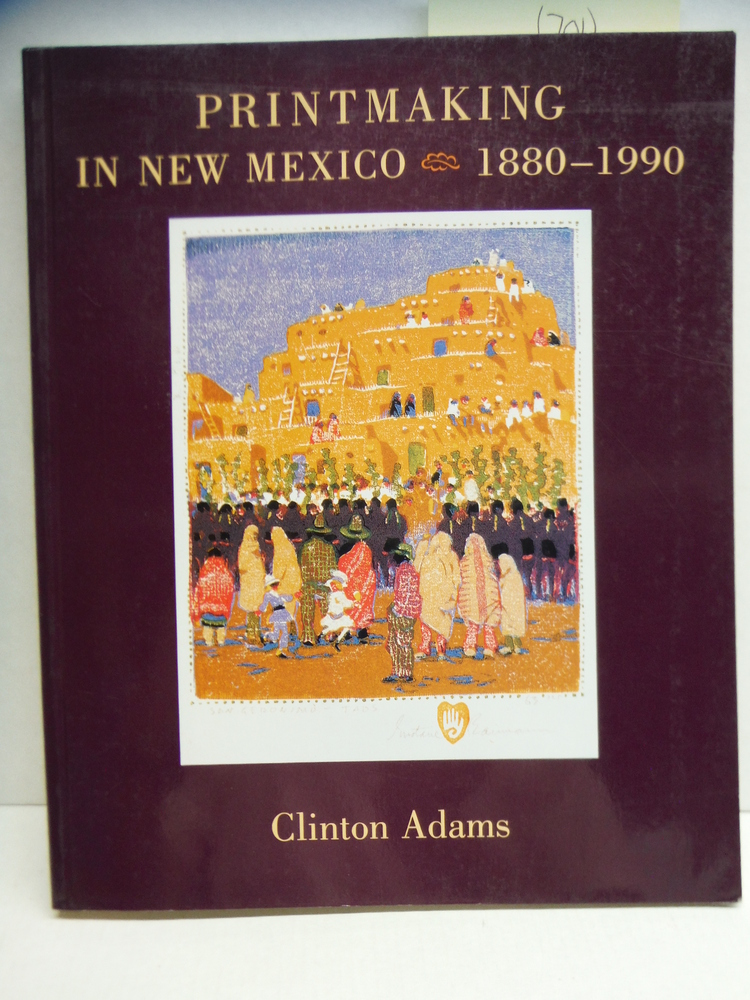 Image 0 of Printmaking in New Mexico, 1880-1990