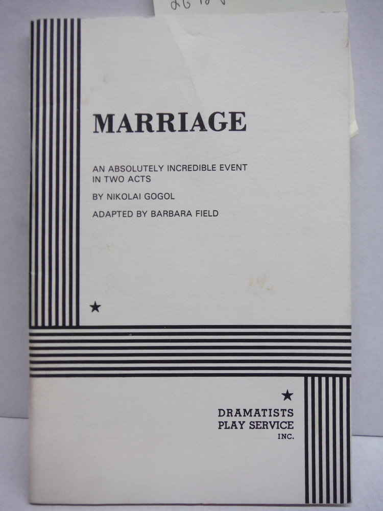Image 0 of Marriage.